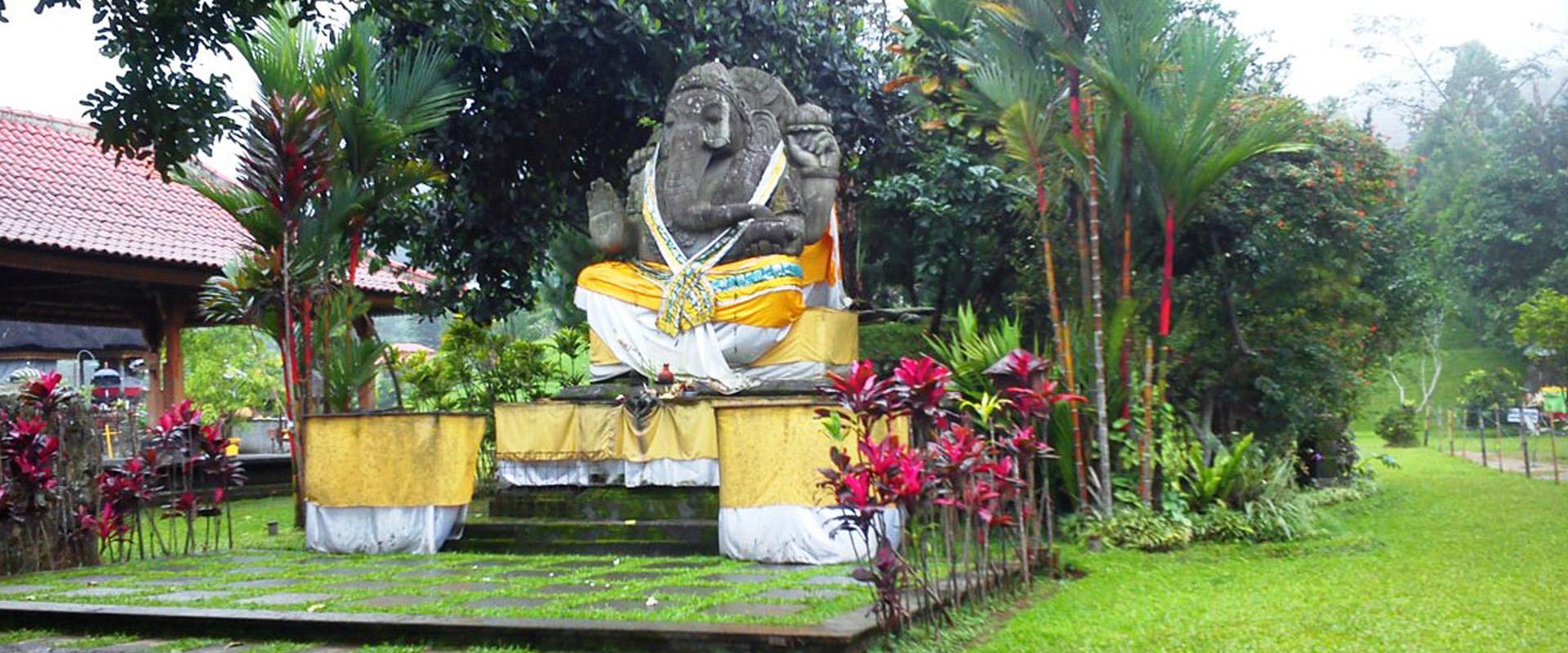 Pelinggih Hyang Ganesha